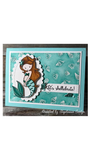 MERMAID FUN STAMP SET - Gina Marie Designs