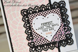 LACEY LATTICE SQUARE DIE SET - Gina Marie Designs