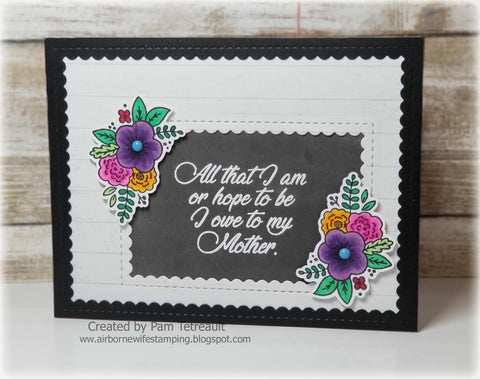 PEEKABOO RECTANGLE DIE SET - Gina Marie Designs