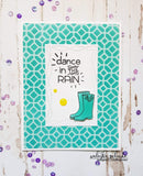 TILE COLLAGE 6x6 STENCIL - Gina Marie Designs