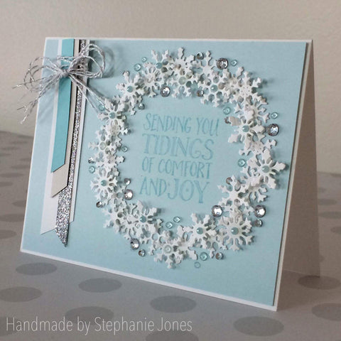 LITTLE SNOWFLAKES DIE SET - Gina Marie Designs