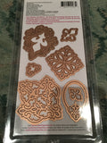 DAMASK MOFITS SPELLBINDERS DIE SET