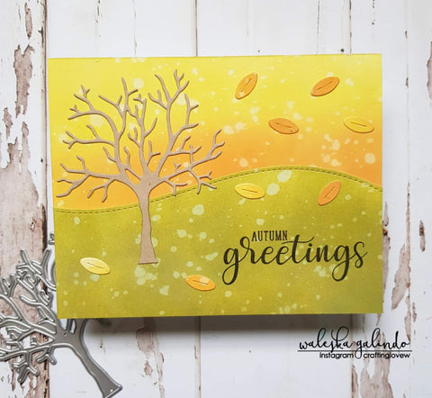 BRANCH STYLE TREE DIE - Gina Marie Designs