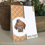 HIPSTER DOGS STAMP SET - Gina Marie Designs