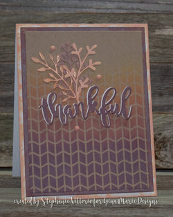 BOHO ARROW TAILS STENCIL - Gina Marie Designs