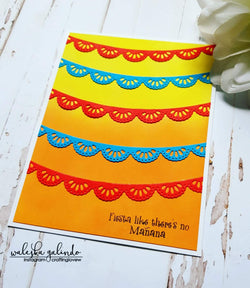 BUNTING BANNERS DIE SET - Gina Marie Designs