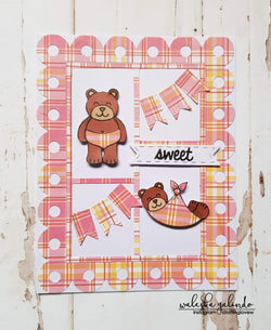 CARD BUILDER DIE SET - Gina Marie Designs