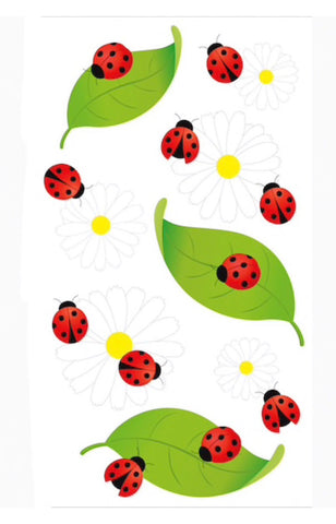 VELLUM LADY BUGS - Jolee's Boutique Stickers