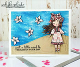 FLOWER CHILD STAMP SET - Gina Marie Designs