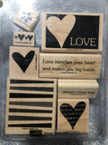 DREAM COME TRUE - STAMPIN UP STAMP SET