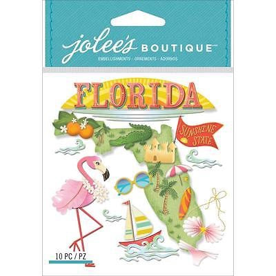 NEW STYLE FLORIDA - Jolee's Boutique Stickers
