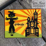 HAUNTED HOUSE DIE SET - Gina Marie Designs