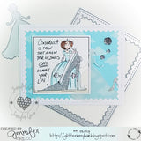 PRETTY PRINCESS DIE SET - GINA MARIE DESIGNS
