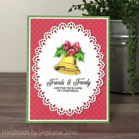BUILD A BELL STAMP SET - Gina Marie Designs
