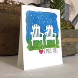 Adirondack Beach Chair - Gina Marie Designs