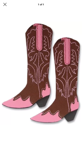 WOMEN COWBOY BOOTS - Jolee's Boutique Stickers