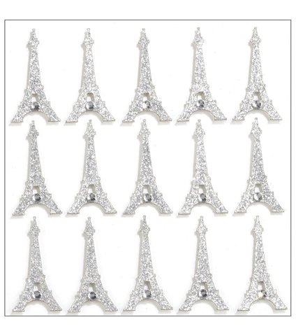 EIFFEL TOWER REPEATS - Jolee's Boutique Stickers