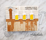BEER TAP AND MUG DIE SET - Gina Marie Designs