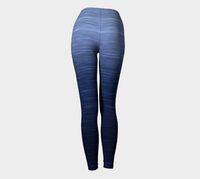 Rainbow Ombre Denim Navy