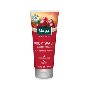 Kneipp Beauty Ritual Body Wash 6.76 Fl. Oz.