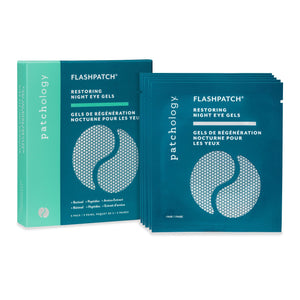 Patchology FlashPatch Restoring Night Eye Gels