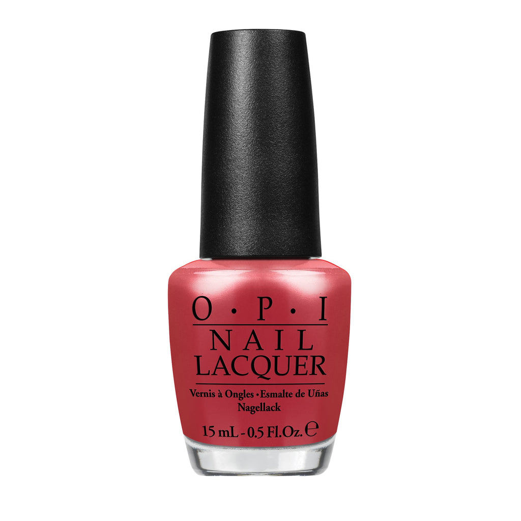 OPI Go With The Lava Flow Nail Lacquer