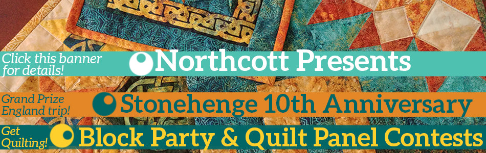 Click on the banner for full contest details and images of all eleven Len's Mill Stores quilt square designs