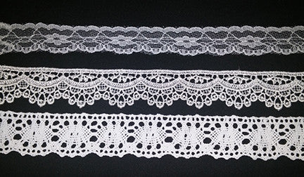 Waterloo lace trim