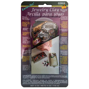 4OZ jewelry clay kit in package