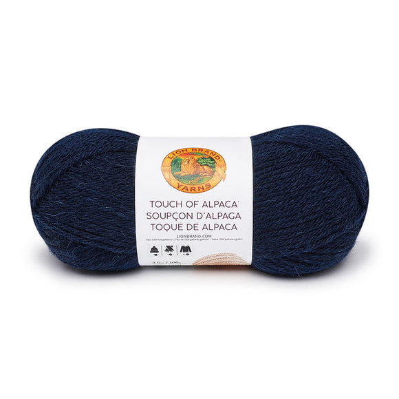 Touch of Alpaca - 100g - Lion Brand *discontinued shades*