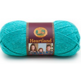 Heartland - 142g - Lion Brand *discontinued shades*