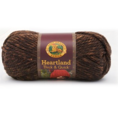 Heartland Thick and Quick - 142g - Lion Brand *discontinued shades*