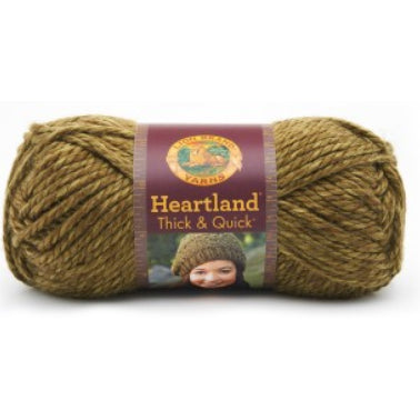 Heartland Thick and Quick - 142g - Lion Brand