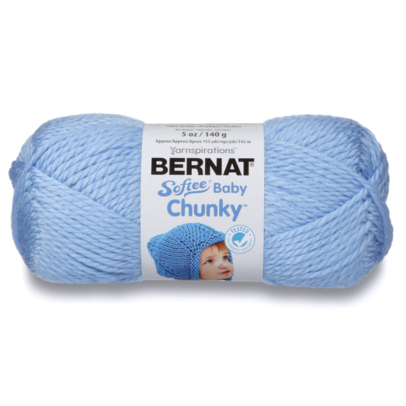 Softee Baby Chunky - 140g - Bernat *discontinued*