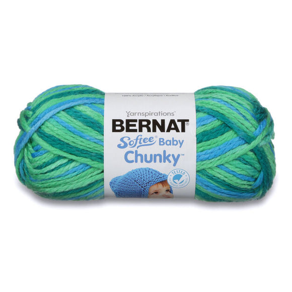 Softee Baby Chunky Ombres - 120g - Bernat *discontinued*
