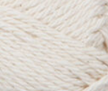 Off White ball of Bernat Handicrafter Cotton (small, 50g ball)