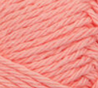 Coral Rose (light peach) ball of Bernat Handicrafter Cotton (small, 50g ball)