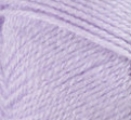 Soft Lilac swatch of Bernat Baby
