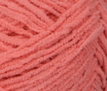 Tea Rose (dusty pink) swatch of Bernat Baby Blanket Tiny