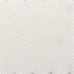 White swatch of heavy twill