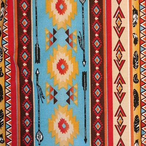 "Southwest Prints - 45"" - Cotton"