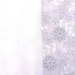"Poly/Cotton Burnout - 60"" - White"