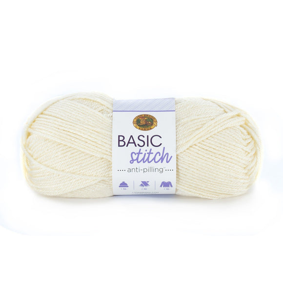 Basic Stitch Anti Pilling - 100g - Lion Brand