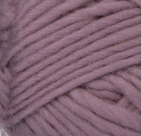 Frosted Plum (lavender) swatch of Patons Classic Wool Roving
