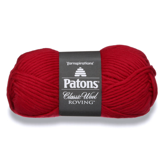 Classic Wool Roving - 100g - Patons