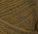 Lichen (yellow-green) swatch of Patons Alpaca Blend