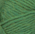 Turf (green) swatch of Patons Alpaca Blend