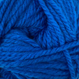 Patons Inspired Yarn swatch in Sapphire Teal