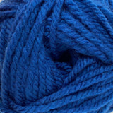Patons Inspired Yarn swatch in Navy