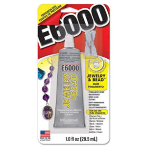 Jewelry & Bead Adhesive - 29.5mL - E6000